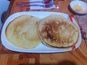 Pancake (Php. 80.00)